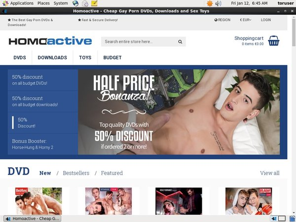 Save On Homoactive