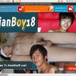 Asian Boy 18 Giropay